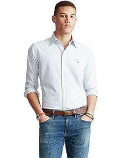 Calvin Klein Camisa Popelina Blanca para Hombre: Amazon.es ...