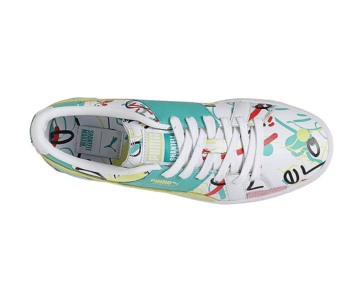 Puma Chaussures W Sm Graphic Basket b6vfgY7y