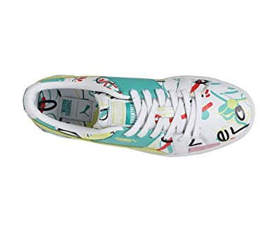 Chaussures Graphic Sm Basket W Puma mN0nw8