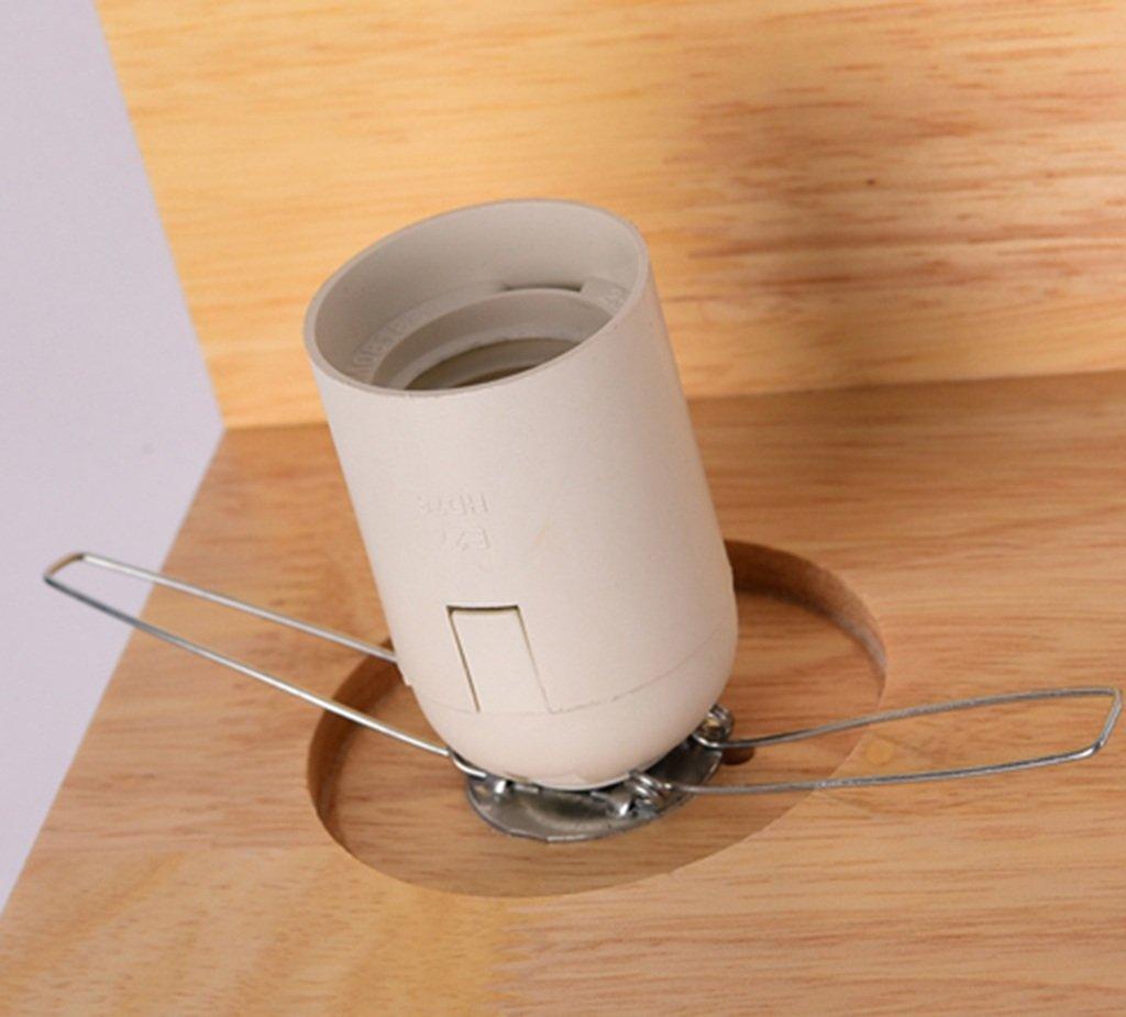 TYDG Nordic Creative Retro Restaurant Aisle Bar Bedside Lamp Cafe Lamp Stand