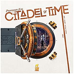 Passport Game Studios Children's Professor Evil and the Citadel of Time