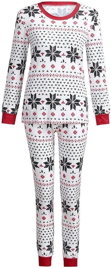 cinnamou Pijama Familiar NavideñO Conjunto De Pijama para ...
