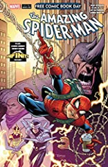 New creative teams. New series. New directions. New beginnings. Fans will be able to read the first Amazing Spider-Man story from Nick Spencer and Ryan Ottley in this very issue!
