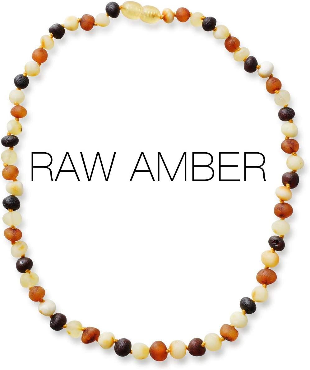 11.5 Inches Dark Cherry Color Certified Genuine Amber Necklace Meraki Amber Necklace Raw Unpolished Baroque Amber Necklace