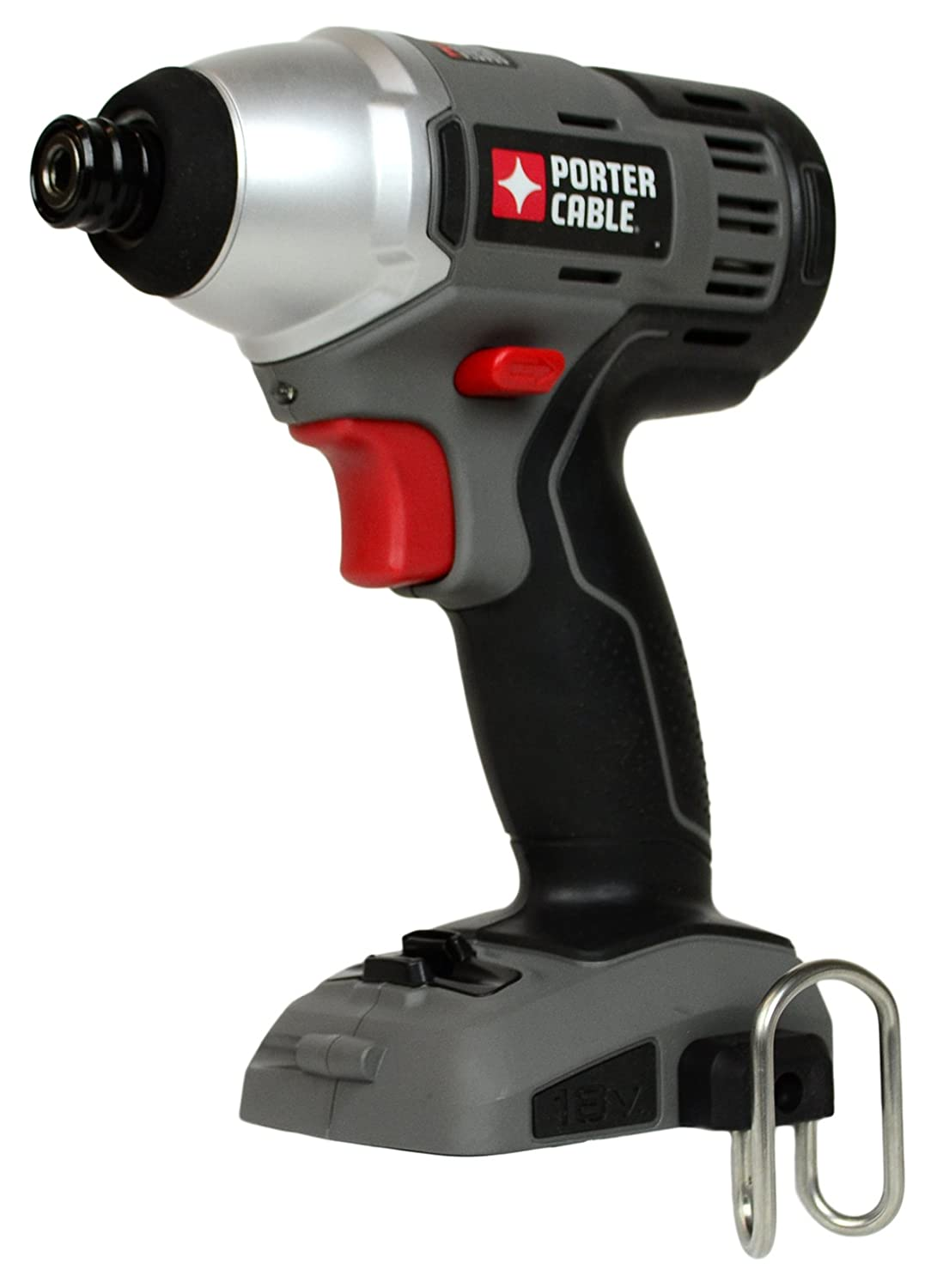 PORTER-CABLE Bare-Tool PC1801ID 18-Volt 1 4 Hex Drive Cordless Impact Driver Tool Only, No Battery
