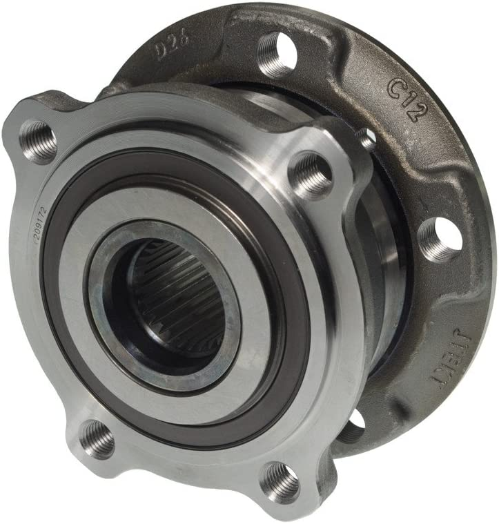 xDrive30i, xDrive35d, xDrive48i Included with Two Years Warranty 2010 fits BMW X5 Left and Right Front Wheel Bearing and Hub Assembly Note: AWD - Two Bearings