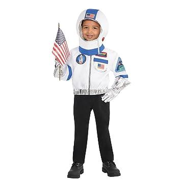 Astronauta Kit Niños Disfraces Espacio Nasa Uniforme Niños ...