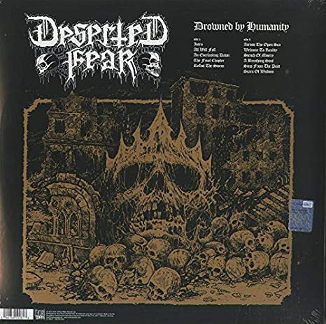 Drowned By Humanity Vinyl Lp Deserted Fear Amazon De Musik
