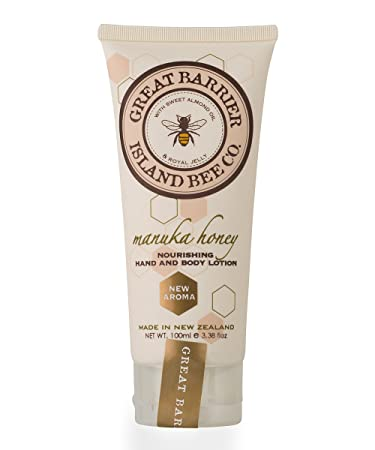 Great Barrier Manuka Honey Hand and Body Lotion 100 gr