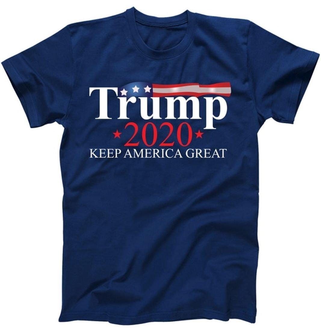Donald Trump 2020 Election USA Keep America Great T-Shirt