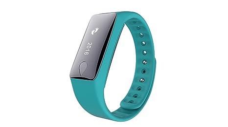 Amazon.com: Smart Bracelet Bluetooth APP Heart Rate Meter ...