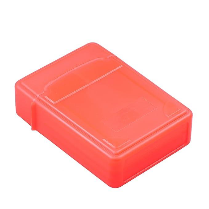 90 opinioni per QUMOX 2.5 HARD DISK DRIVE (2 HDD) PROTEZIONE STORAGE BOX CASE serbatoio rosso