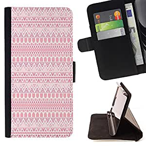 - Pinky Bow - - Premium PU Leather Wallet Case with Card Slots, Cash Compartment and Detachable Wrist Strap FOR Samsung Galaxy S5 V SM-G900 G9009 G9008V King case