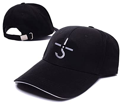 Amazon Blue Oyster Cult Band Logo Adjustable Baseball Caps