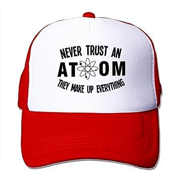 xiadayu Nunca confíe en un átomo, conforman Todo Gorras de béisbol ...