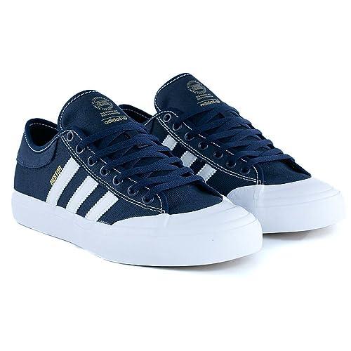 buy popular 82557 eb084 ... greece adidas skateboarding matchcourt collegiale navy bianco pro scarpe  da skate blu navy 6ef6a 1a6e1