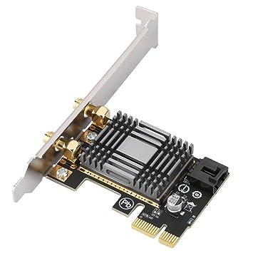 Tarjeta de Red inalámbrica para PC PCI-E de 150 Mbps 2.4G ...