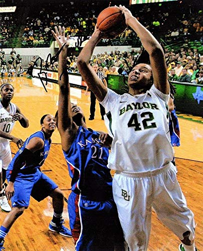Brittney Griner Signed - Autographed Baylor Bears 8x10 inch Photo - Womens Basketball - Guaranteed to pass BAS - Beckett Authentication from Sports Memorabilia