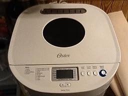 oster 2 pound expressbake bread machine with 13 hour delay timer ckstbrtw20