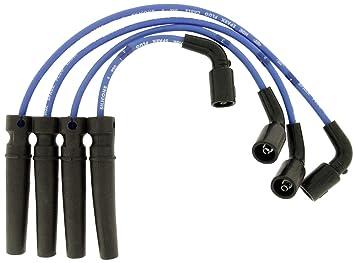 NGK (KRX015) Spark Plug Wire Set: Amazon.co.uk: Car & Motorbike on