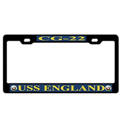 Sports & Outdoors Funny Humor Auto Car Tag Frame License Cover Auto License Plate Frame Car Tag Frame Cover