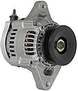 NEW ALTERNATOR FITS JOHN DEERE LAWN TRACTOR 425 430 445 455 X495 100211-4700, 100211-4701, 1002114700, 1002114701 RE42778, RE72915, TY6760
