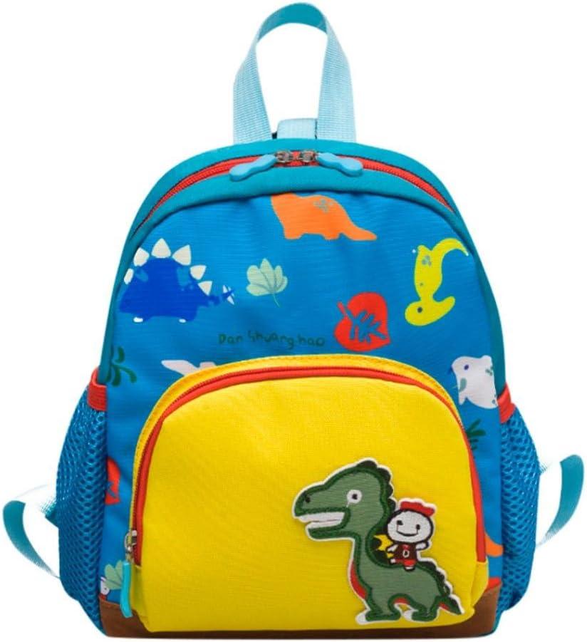 AMUSTER Dinosaure Mignon H/érisson Enfant Sac /à Dos pour Filles Gar/çons Motif Sac /à Dos de Bande Dessin/ée Toddler /École Sacs A