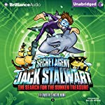 Secret Agent Jack Stalwart: Book 2: The Search for the Sunken Treasure: Australia | Elizabeth Singer Hunt