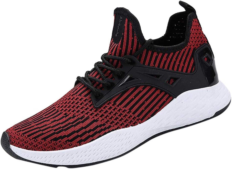 JiaMeng Zapatillas de Deportes Hombre Mujer Zapatos Deportivos Aire Libre para Correr Calzado Sneakers Gimnasio Casual: Amazon.es: Ropa y accesorios