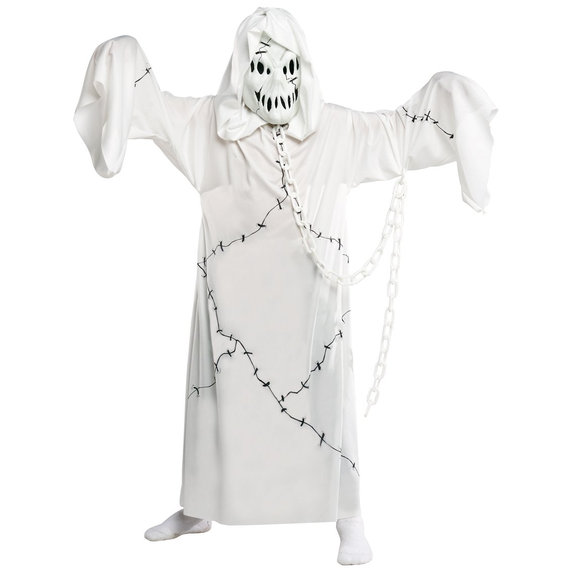 Domestic 881036S Cool Ghoul Costume Small Rubies