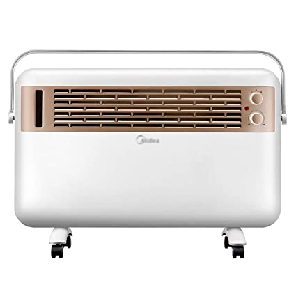 WLH-calefactores electricos Calentador eléctrico de convección, Panel de baño silencioso Impermeable, radiador