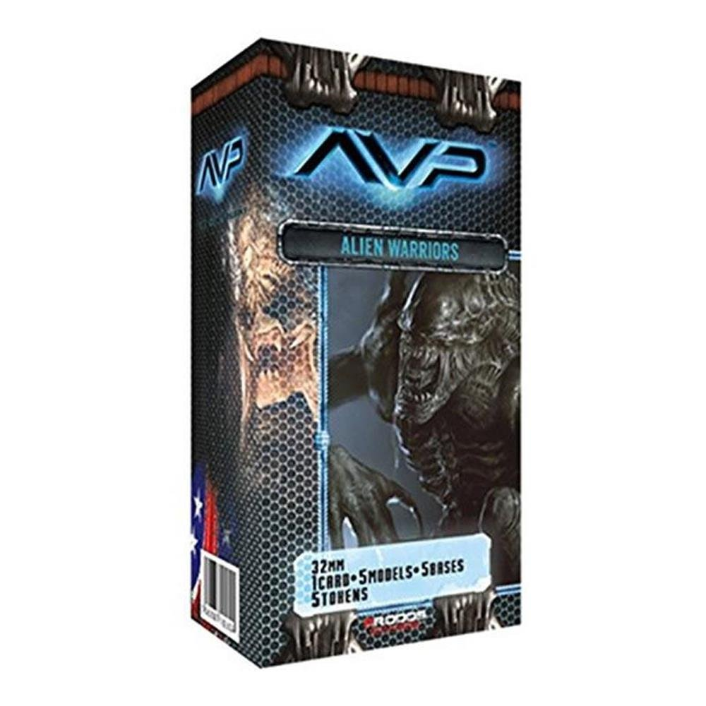 AVP The Expansion Miniatures Game - Alien Crusher Expansion The d25cd6