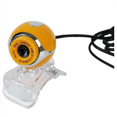 Webcam - SODIAL(R)HD Webcam de la camara con el Mic y 50.0