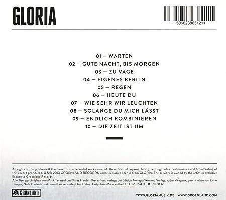 Gloria Gloria Amazoncom Music