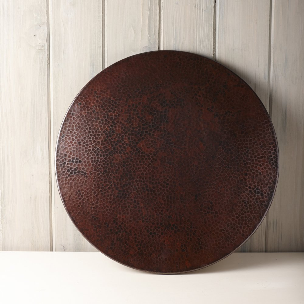 Copper Lazy Susan by Native Trails