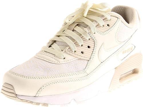 Nike Sneaker Air Max 90 SE Mesh Damensneaker Damen Schuhe Sport Summit White