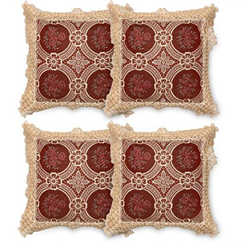 Lace Vintage Pillowcase - 4