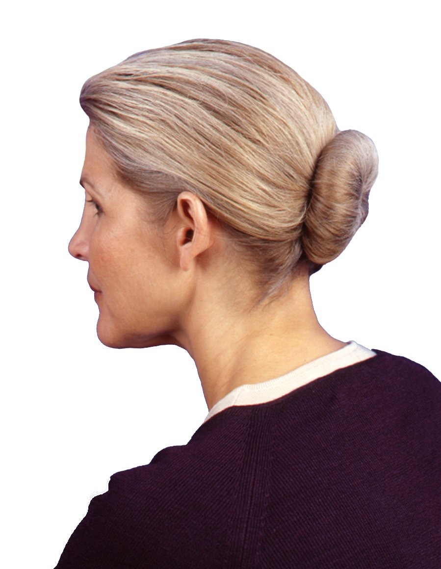 Ballerina Bunmaker-Klicinz Tool to Make Ballerina Bun Instantly-Exceptional Hold Without Hairpins-Get Salon Looking Hair in Seconds- Easy to Use- Frustration Free-Saves Time-Look Great with Celeb Look by Klicinz (Image #7)