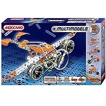 Meccano 15 Models Set Plane