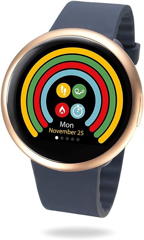 MyKronoz ZeRound2 - Smartwatch con Pantalla táctil a Color ...