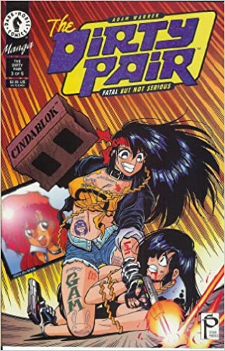 Kostenlose digitale Hörbuch-Downloads The Dirty Pair: Fatal But Not Serious, Vol.3 PDF