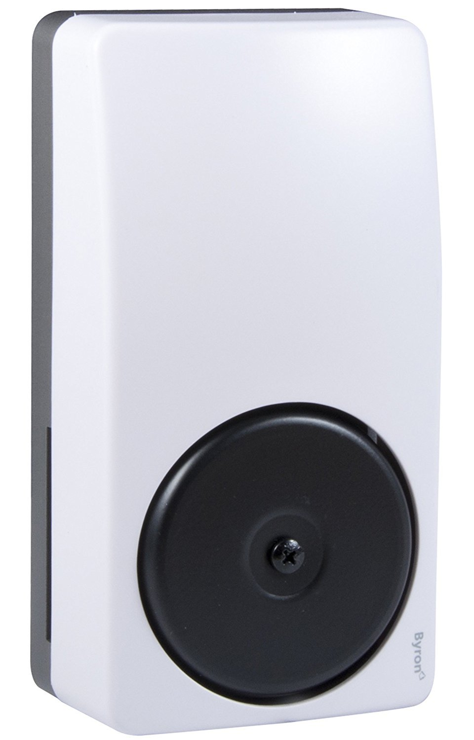 Byron 1217 wired doorbell kit – Classic sound – White BYR1217