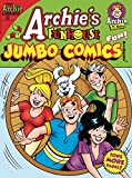 ARCHIE FUNHOUSE JUMBO COMICS DIGEST #22