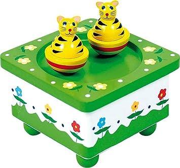 Ulysse - Caja de música para bebé (1021): Amazon.es: Juguetes y juegos