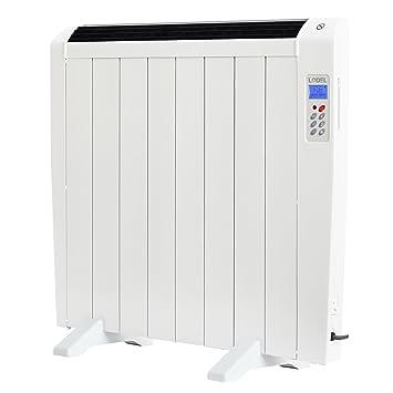 Haverland LODEL RA8 - Emisor térmico digital seco programación diario, 1200 W: Amazon.es: Hogar