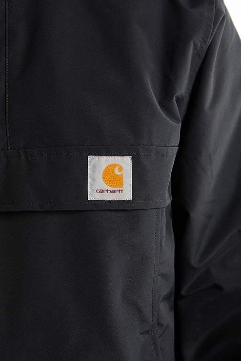 Carhartt Canguro Nimbus Pullover Marino Hombre: Amazon.es: Ropa y ...