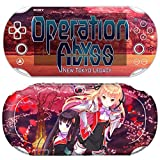 Skin Decal Sticker For Ps Vita 2000 Series Pop Skin-Operation Abyss #01+Screen Protector+Offer Wallpaper Image