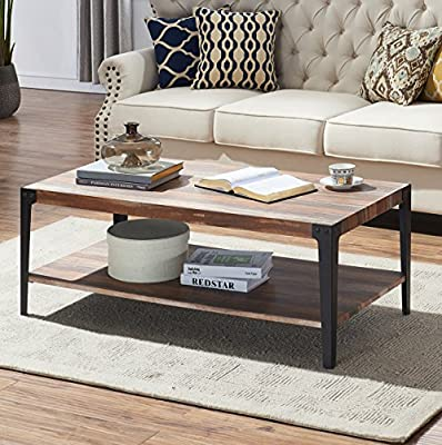 Coffee table&End table