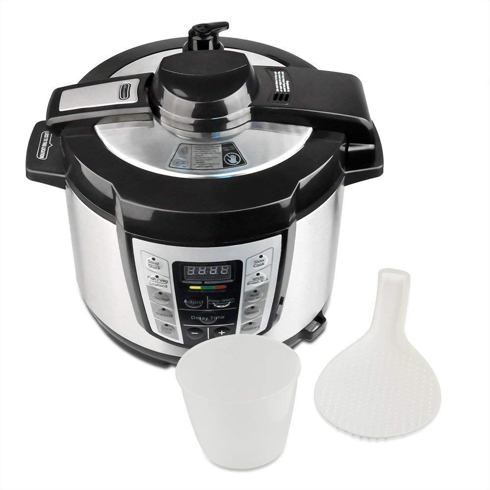 Greatic YA500 10-in-1 Multi-Use Programmable Electric Pressure Cooker by Greatic (Image #2)