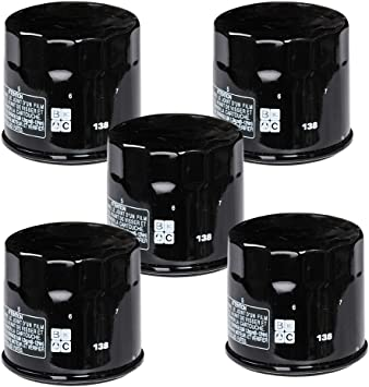 GSX 1300 Hayabusa 2009 High Quality Replacement Oil Filter